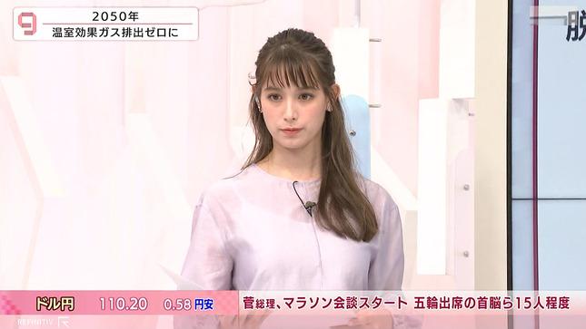 トラウデン直美 日経ニュースプラス9 3