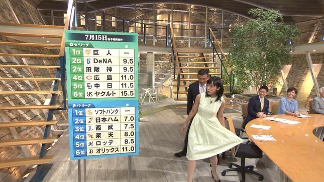 竹内由恵 報道ステーション 4