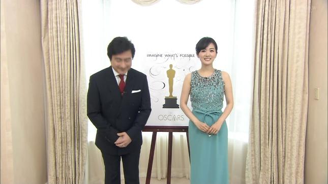高島彩 ノミネーション徹底紹介第87回アカデミー賞 01
