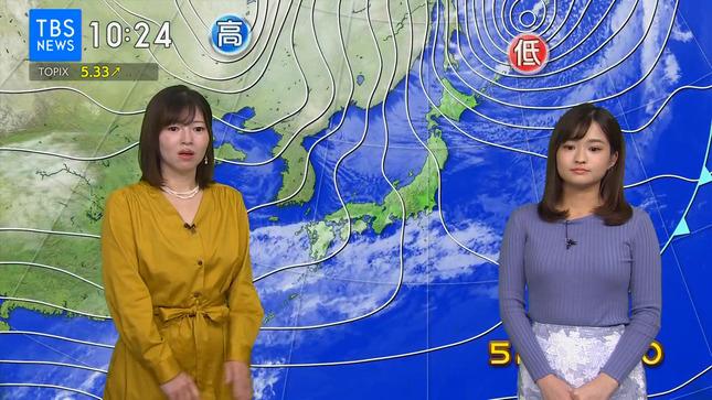 篠原梨菜 TBSニュース 1番だけが知っている 9