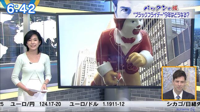 西野志海 ニュースモーニングサテライト 13