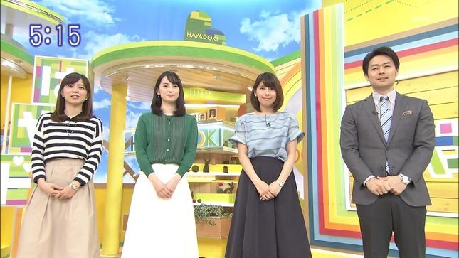 山本恵里伽 はやドキ! 上村彩子 小林由未子 5