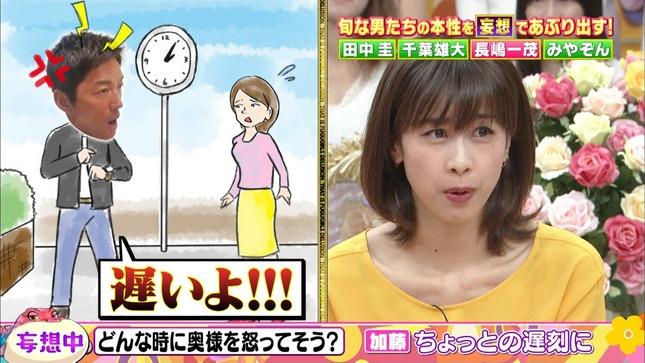 加藤綾子 妄想ふくらむフグ女たち 知恵泉 2