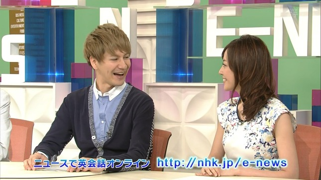 吉竹史 田中泉 ニューステラス関西 ニュースで英会話 06