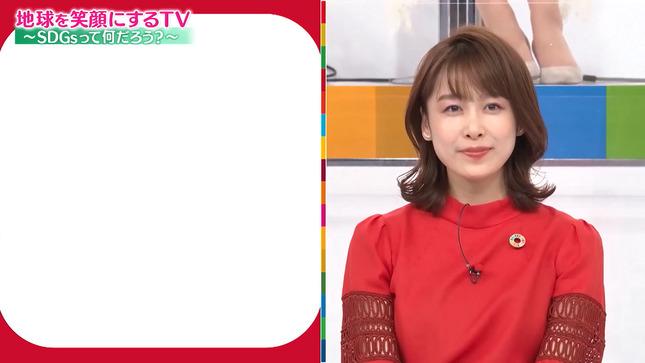 地球を笑顔にするTV 日比麻音子 宇賀神メグ 田村真子 8