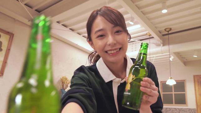 宇垣美里 「爆音ラグビー 」一緒にいこ? 2