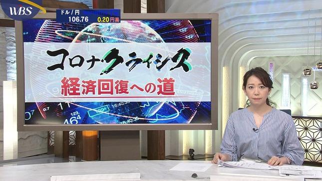 須黒清華 ワールドビジネスサテライト 2