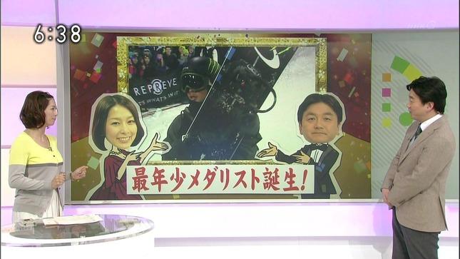 杉浦友紀 おはよう日本 鈴木奈穂子 04