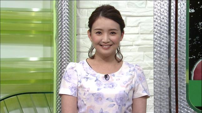白石小百合 追跡LIVE!SPORTSウォッチャー 6