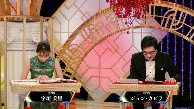 宇垣美里 第93回アカデミー賞授賞式 1