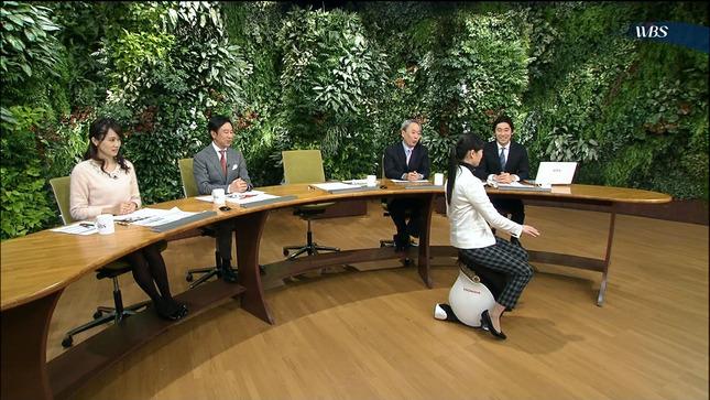 大江麻理子 ワールドビジネスサテライト 01