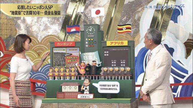 秋元玲奈 SPORTSウォッチャー 未来世紀ジパング 5
