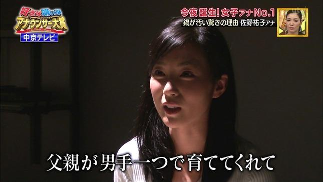 佐野祐子 キャッチ! 全国好きなアナウンサー嫌いなアナウンサー 12