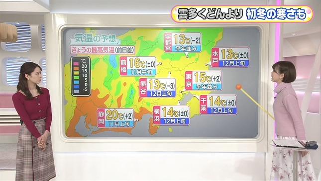 後呂有紗 Oha!4 news every 14