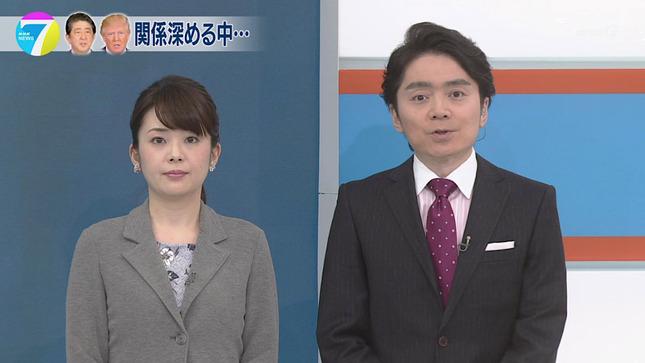 橋本奈穂子 NHKニュース7 4