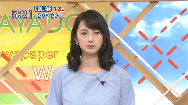 山本恵里伽 はやドキ! 上村彩子 小林由未子 13