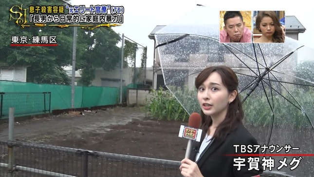 宇賀神メグ S☆1 Nスタ サンデー・ジャポン はやドキ! 11