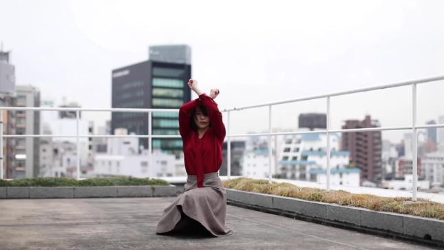 テレ朝 田中萌アナが本気でフル尺踊ってみた 18