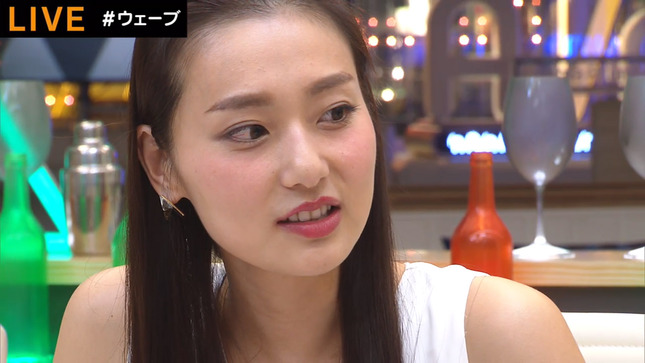 本間智恵 AbemaTV Abema Wave 10