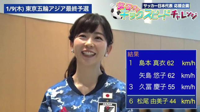 松尾由美子 女子アナキックスピードチャレンジ 16