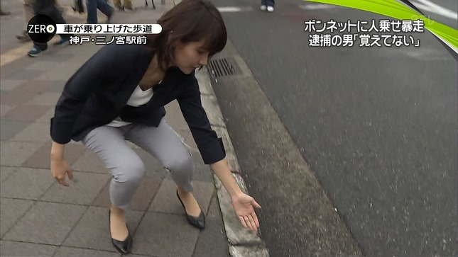 小正裕佳子 桐谷美玲 NewsZero 5