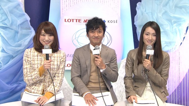 松村未央 全日本フィギュアスケート選手権2012 02