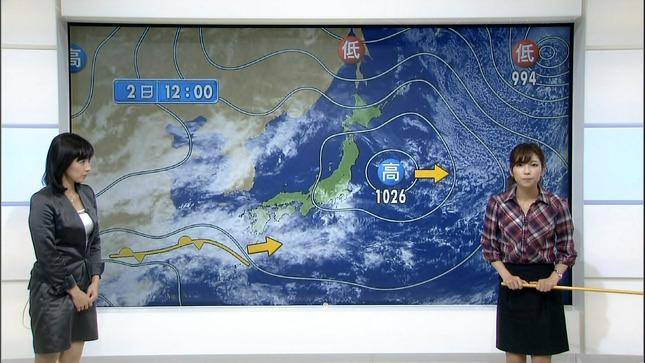 小郷知子 寺川奈津美 NHKニュース7 04