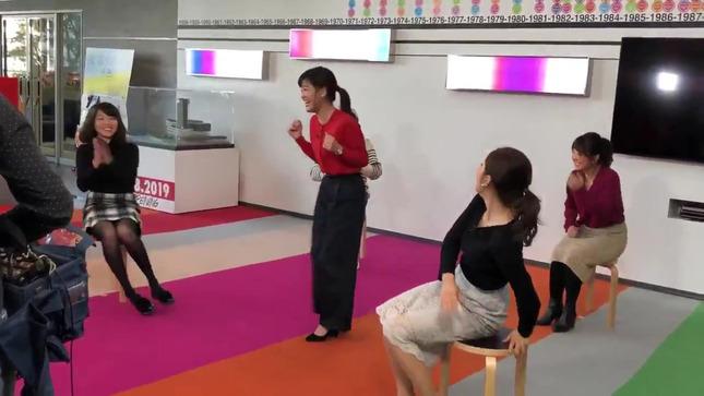 中村秀香 黒木千晶 ytvアナウンサー向上委員会 ギューン↑7