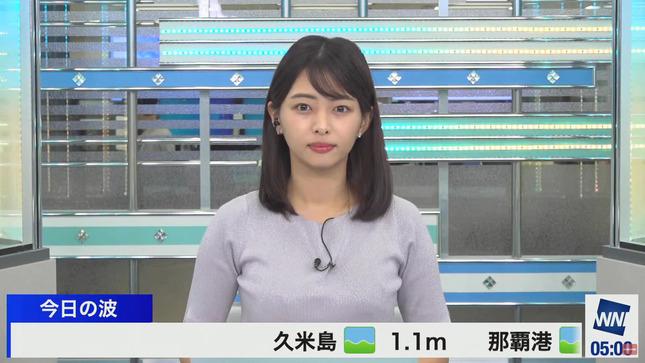 角田奈緒子 ウェザーニュースLiVE 1