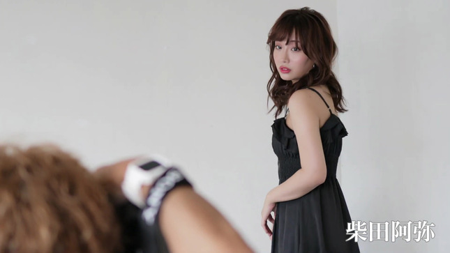 柴田阿弥 原色美人キャスター大図鑑2020 11