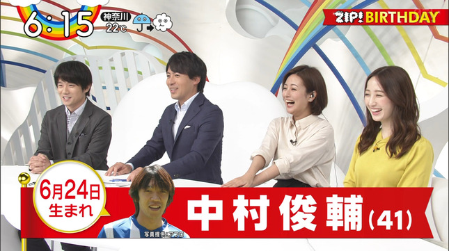 團遥香 徳島えりか ZIP! 5