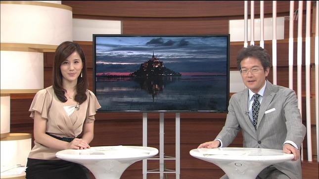 黒木奈々 国際報道2014 18