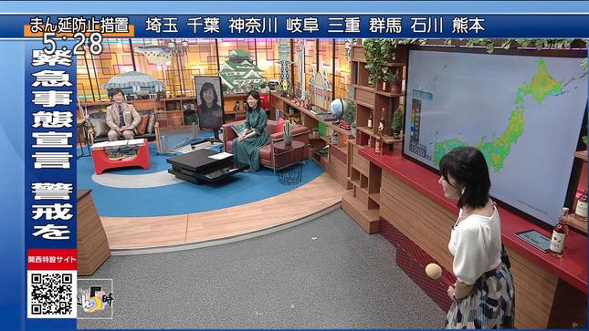 塩見泰子 ニュースきん5時 4