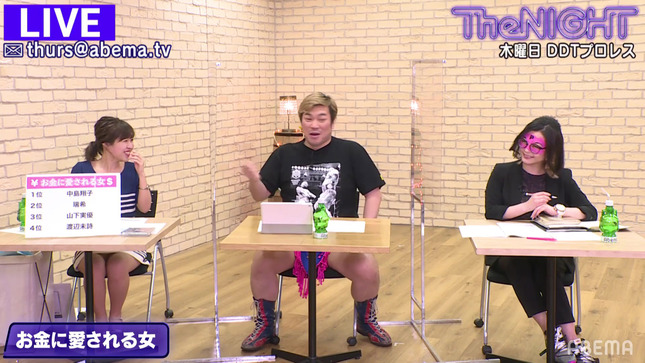 柴田紗帆 DDTの木曜 The NIGHT 12