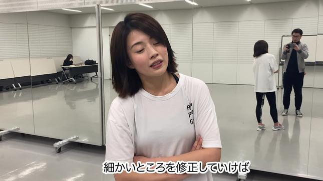 田中萌アナ10日間の記録 女子アナダンス部 19