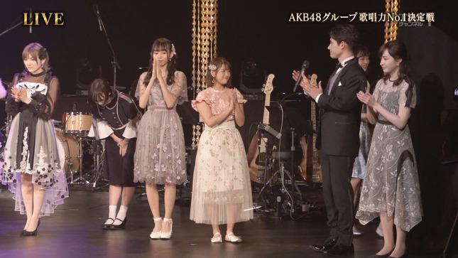 宇賀神メグ はやドキ! AKB48グループ歌唱力No1決定戦 3