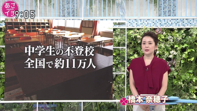 橋本奈穂子 あさイチ 14