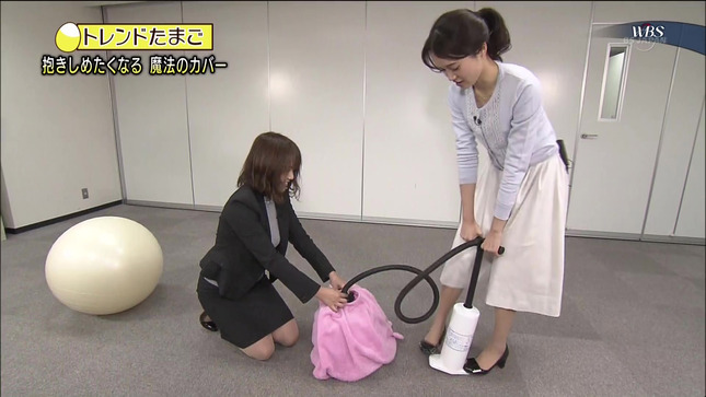 大澤亜季子 ワールドビジネスサテライト 10