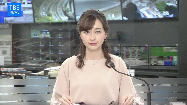 宇賀神メグ はやドキ! 人生最高レストラン JNNニュース 5