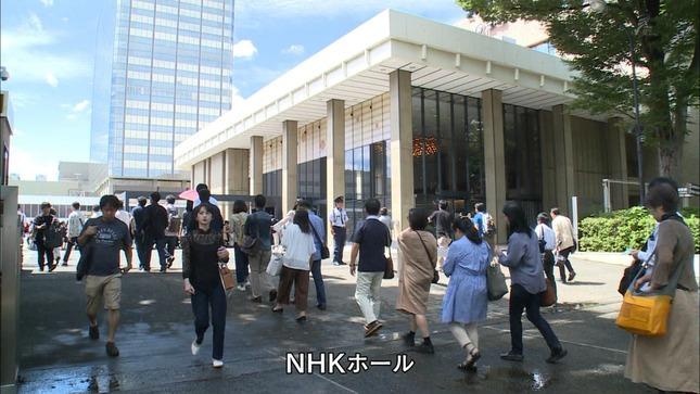 山本恵里伽 はやドキ! Nスタ 第16回東京ジャズ 6