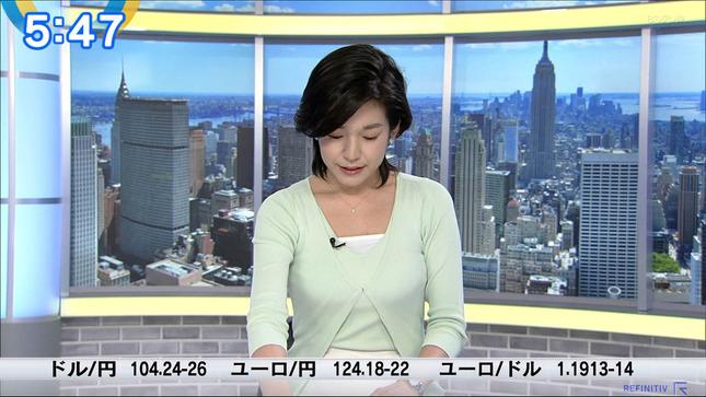 西野志海 ニュースモーニングサテライト 10