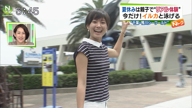 小林由未子 Nスタ 09