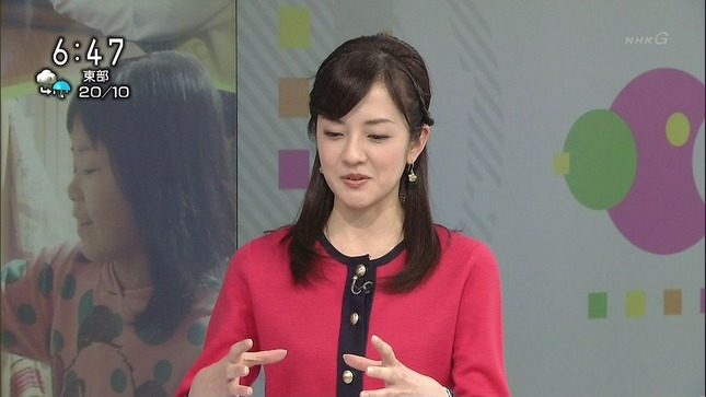 鈴木奈穂子 おはよう日本 キャプチャー画像 10
