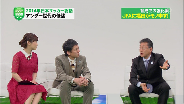 杉崎美香 FOOT×BRAIN 世界ナゼそこに?日本人 競馬BEAT 06