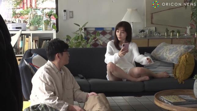 田中みな実 明治TANPACT 4