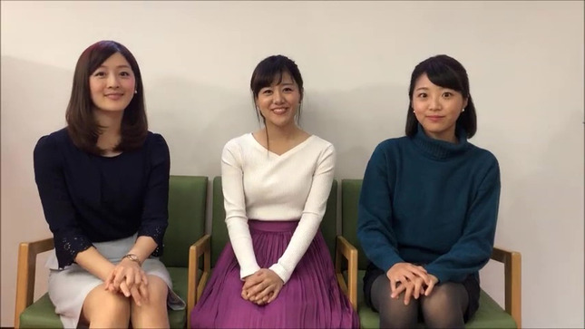 黒木千晶 ytv女子アナ向上委員会ギューン↑ 1
