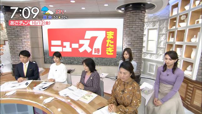 山形純菜 あさチャン! 2
