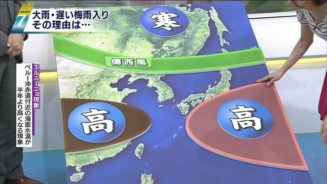寺川奈津美 ニュース7 07