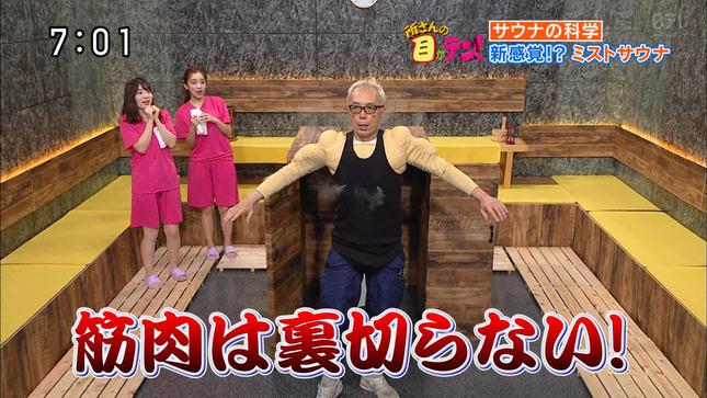 佐藤真知子 所さんの目がテン! 6
