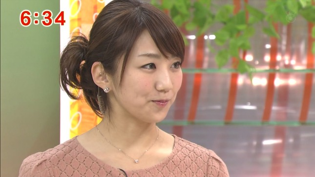 松村未央 FNNスーパーニュース ノンストップ! 04